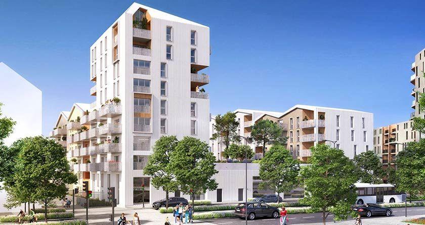 Programme neuf amoretti bordeaux 33300 37182 for Appartement bordeaux rue lucien faure