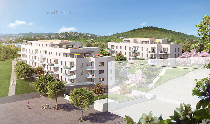 Appartement Neuf Clermont Ferrand