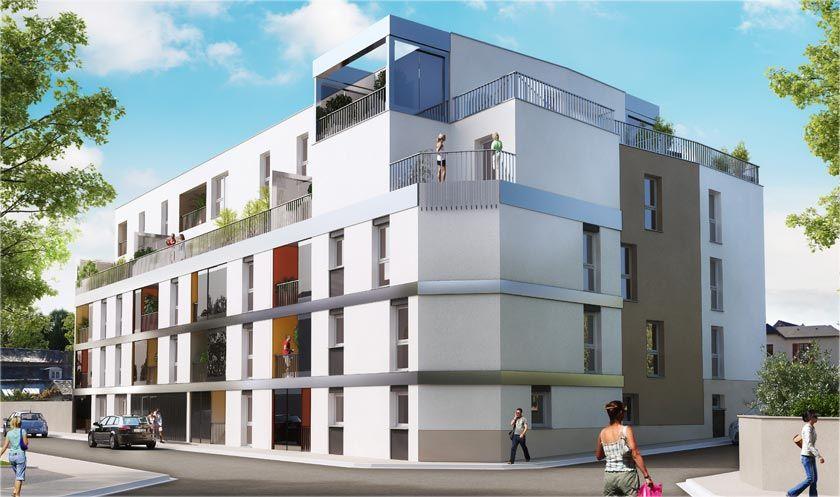 Appartements neufs  Loi   Jou�-l�s-Tours (37300)
