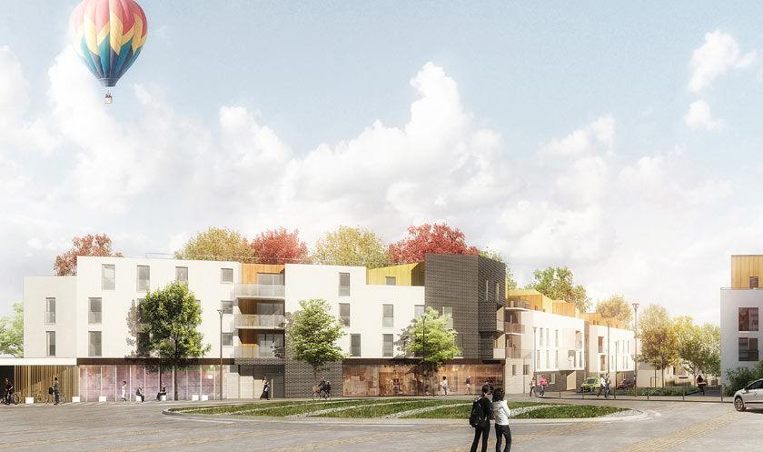 Appartements neufs  Loi   Saint-Jean-de-Braye (45800)