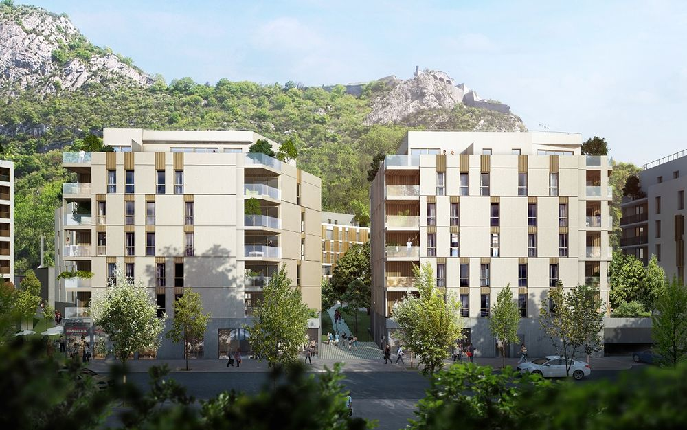 Grenoble habitat constructeur maison individuelle for Promoteur maison individuelle