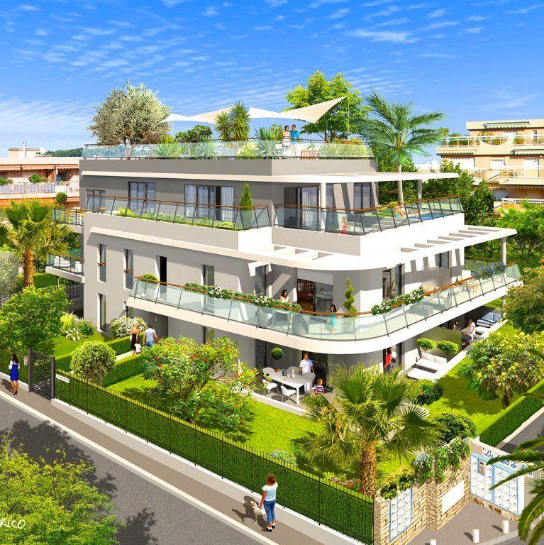 Programme neuf appartements neufs loi juan les pins 06160 for Jardin thuret 06160 juan les pins
