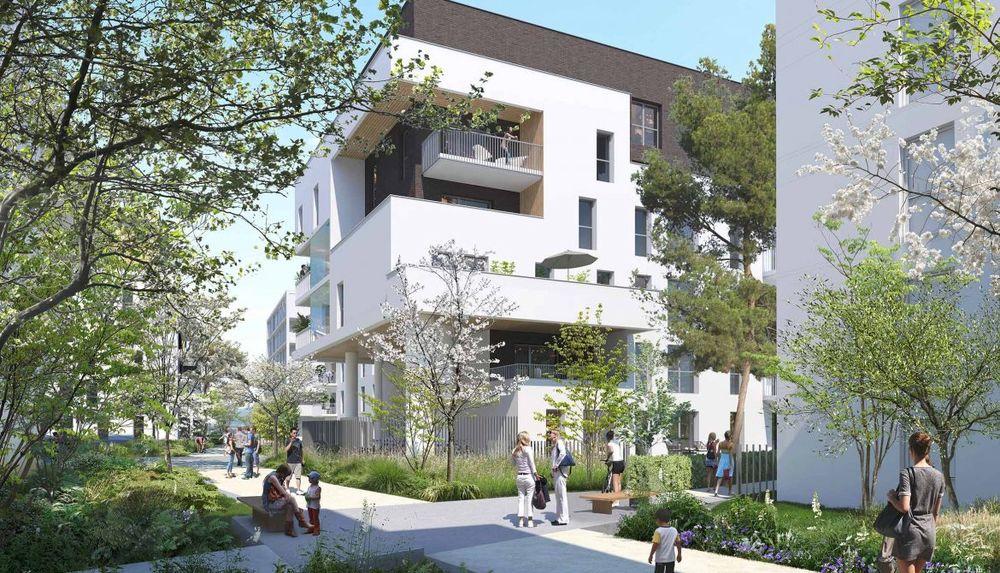 Appartements neufs  Loi  Romainville (93230)
