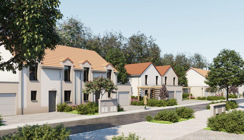 Maisons neuves   Montlhéry (91310)