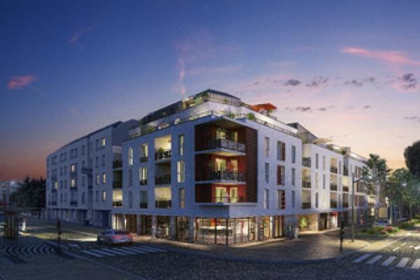 Appartements neufs  Loi  Joué-lès-Tours (37300)