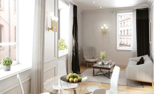 Maisons neuves  Loi  Lyon (69001)