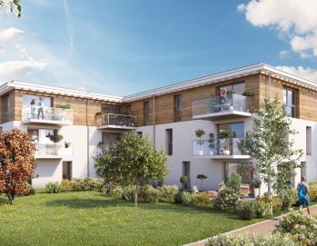 Appartements neufs   Mulhouse (68100)