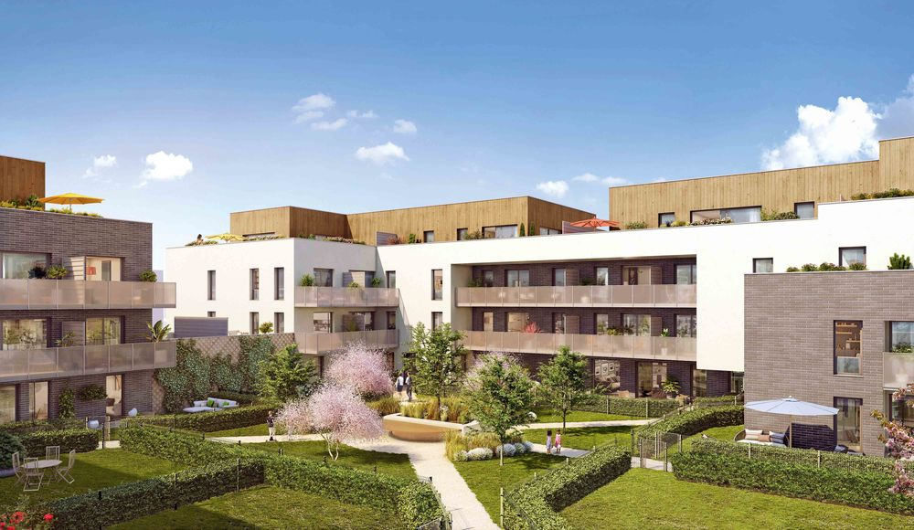Appartements neufs   Bois-Guillaume (76230)