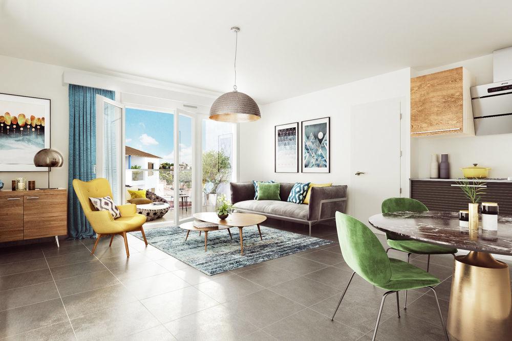 Appartements neufs  Loi  Marseille (13001)