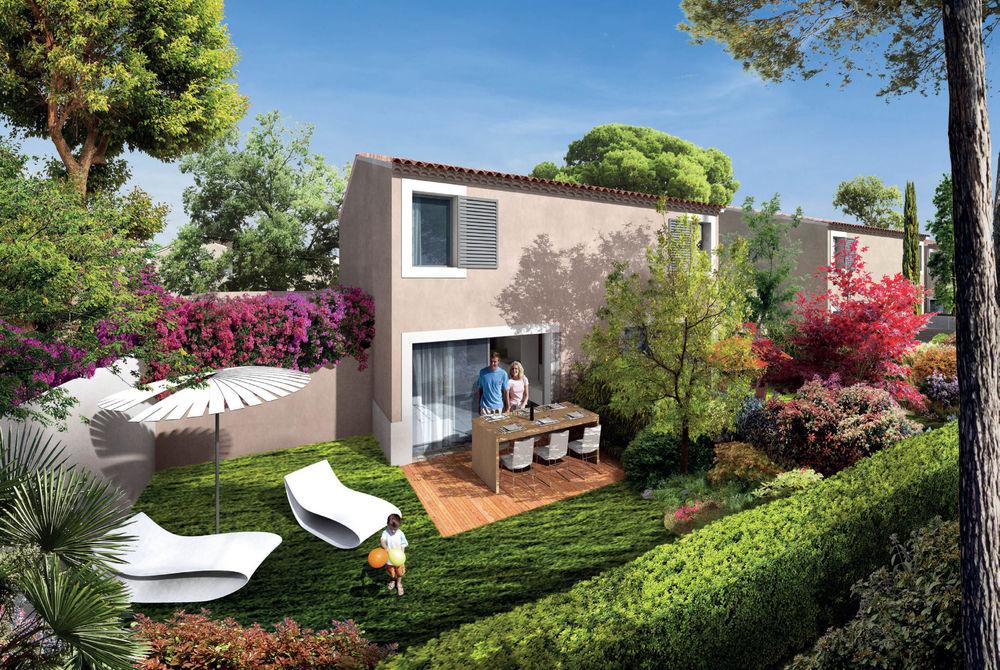Appartements neufs et Maisons neuves   Sauvian (34410)
