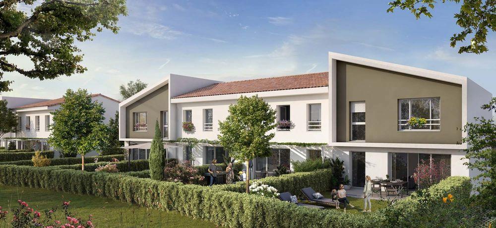 Appartements neufs et Maisons neuves   Monteux (84170)