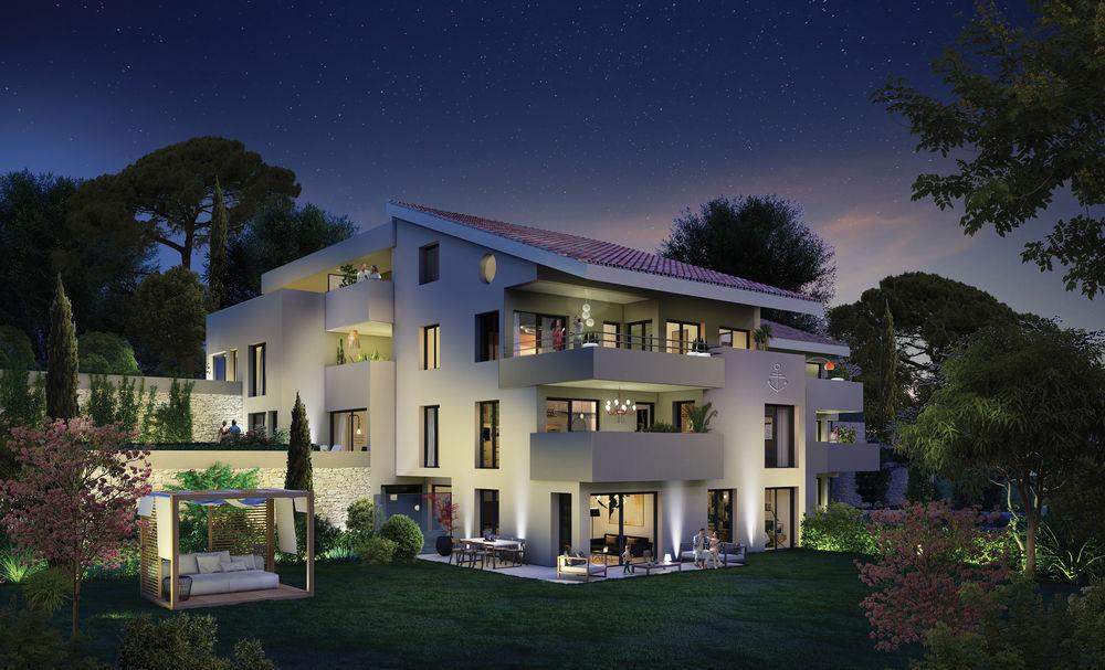 Appartements neufs   Saint-Raphaël (83700)
