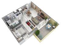 Vente Appartement Le Pontet (84130)