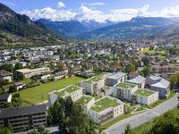 Appartements neufs   Sallanches (74700)
