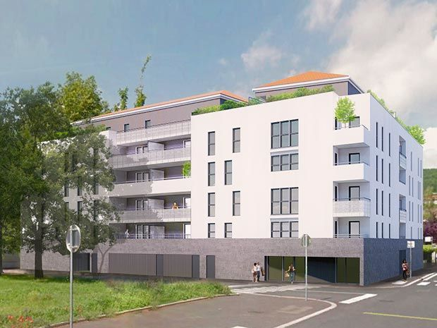Appartements neufs   Givors (69700)