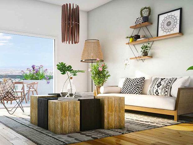 Vente -   Appartement - 2 pièce(s) - 44 m² Appartement 2 pièces   Saint-cyr-au-mont-d'or (69)