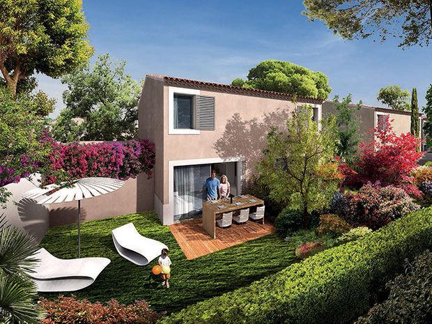 Maisons neuves  Loi  Béziers (34500)