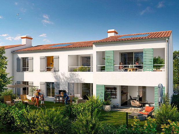 Appartements neufs   Noirmoutier-en-l'Île (85330)
