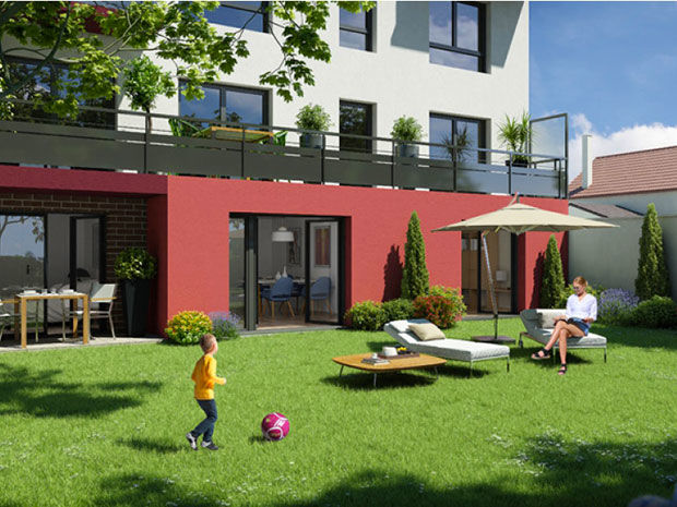Appartements neufs  Loi  Neuilly-sur-Marne (93330)