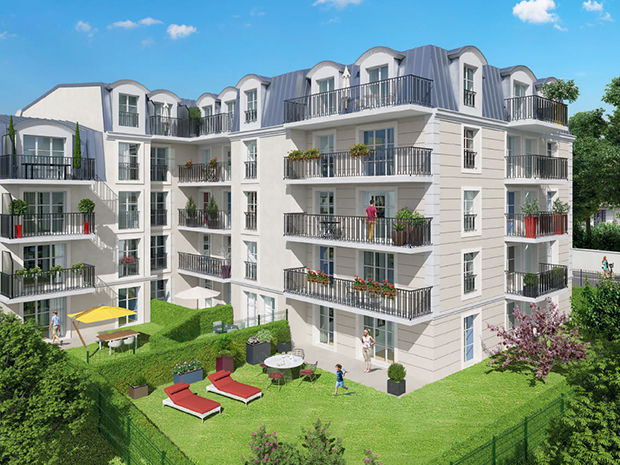 Appartements neufs   Gagny (93220)