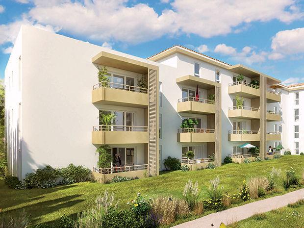 Appartements neufs  Loi  Le Pontet (84130)