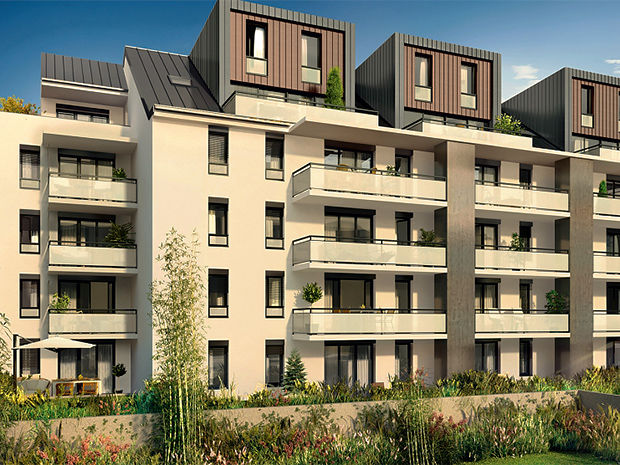 Appartements neufs  Loi  Grenoble (38000)