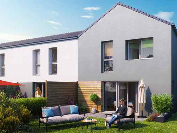 Vente -   Maison - 4 pièce(s) - 84 m² Maison 4 pièces   Colombelles - Caen (14)