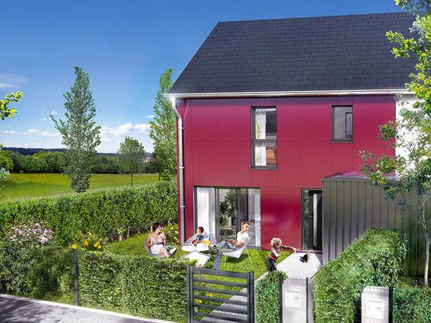 Vente -   Maison - 3 pièce(s) - 63 m² Maison 3 pièces   Ranville (14)