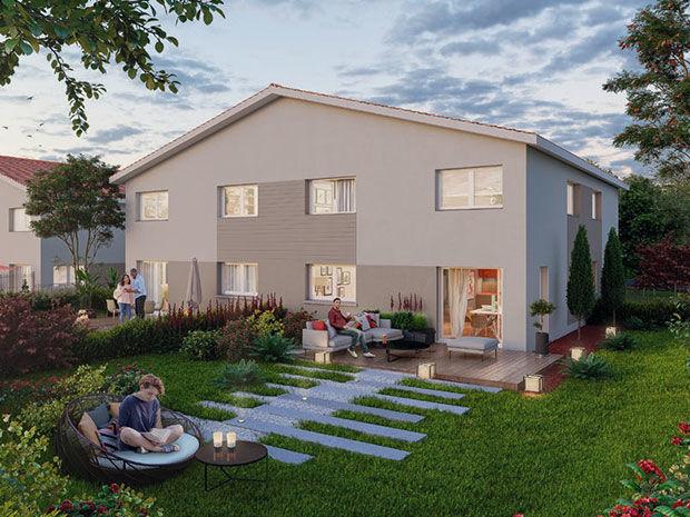 Appartements neufs   Pontarlier (25300)