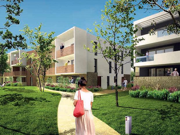 Appartements neufs  Loi  Saint-Jean-de-Védas (34430)