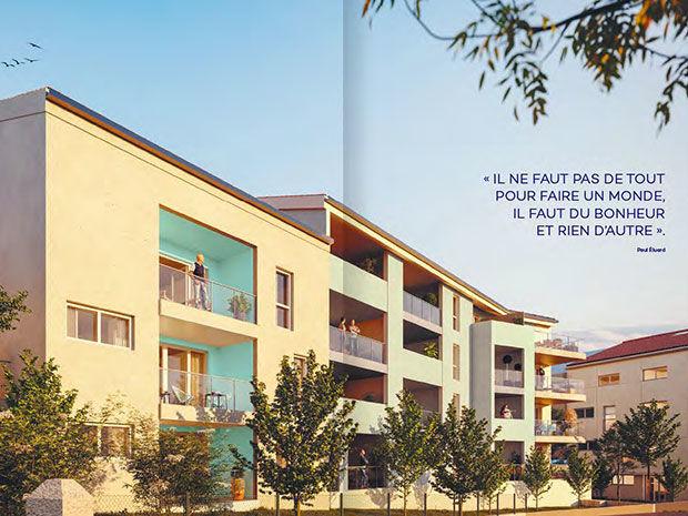 Appartements neufs  Loi  Marseille (13011)