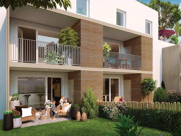 Appartements neufs et Maisons neuves  Loi  Strasbourg (67000)