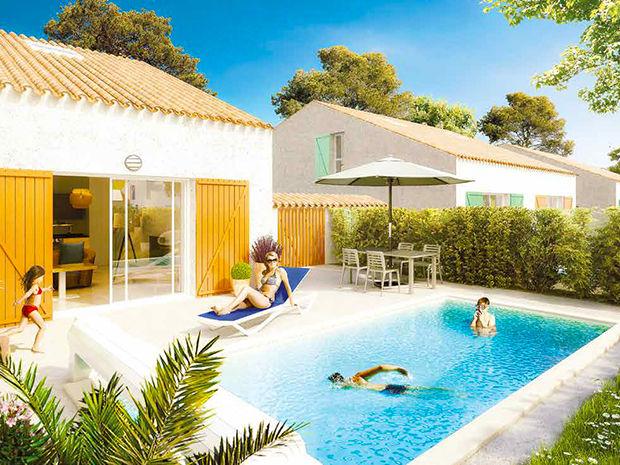 Maisons neuves   Olonne-sur-Mer (85340)