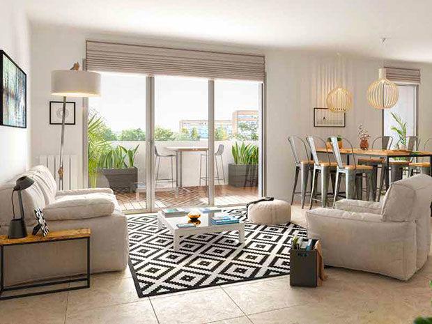 Appartements neufs  Loi  Bondy (93140)
