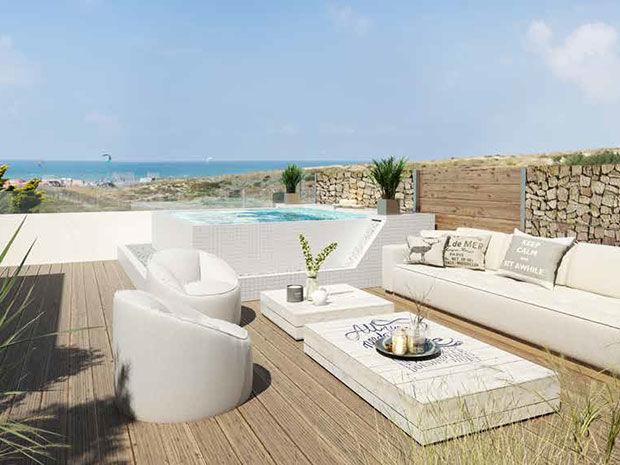 Appartements neufs   Lacanau Ocean (33680)