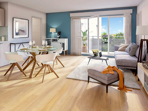 Vente -   Appartement - 2 pièce(s) - 39 m² Appartement 2 pièces   Amiens (80)