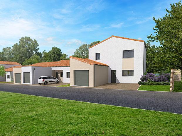 Maisons neuves   Les Sables-d'Olonne (85100)