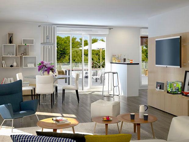 Appartements neufs  Loi  Colombelles (14460)