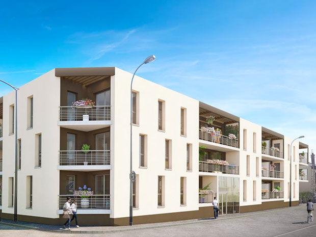 Appartements neufs   Reims (51100)