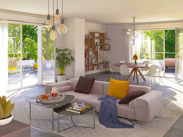 Appartements neufs et Maisons neuves  Loi  Lormont (33310)