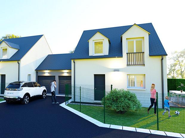 Maisons neuves   Ouges (21600)