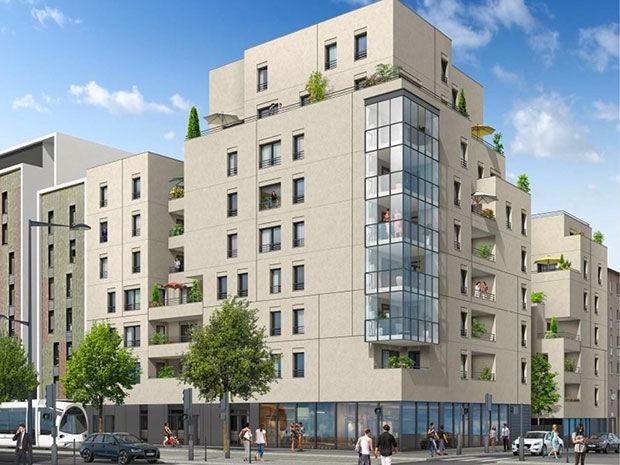 Appartements neufs  Loi  Lyon (69008)