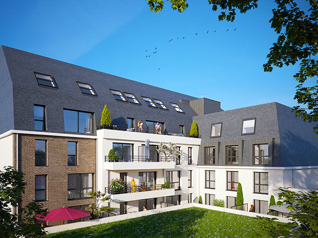 Appartements neufs  Loi  Rouen (76000)