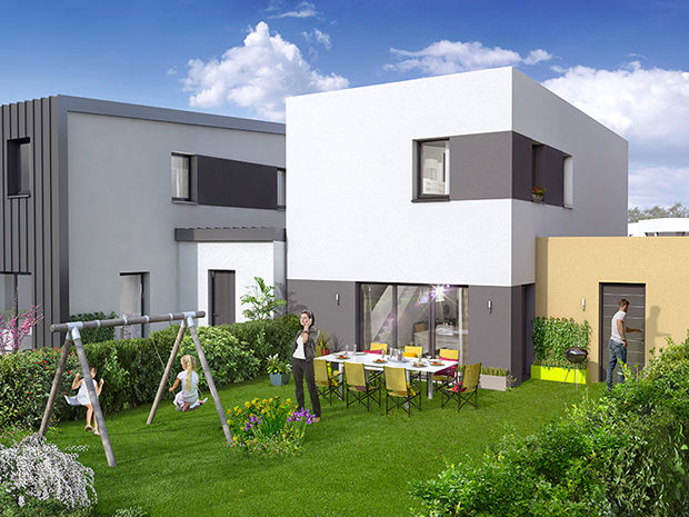 Vente -   Maison - 4 pièce(s) - 81 m² Maison 4 pièces   Hermanville Sur Mer (14)