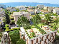 Appartements neufs  Loi  Cap D Antibes (06160)