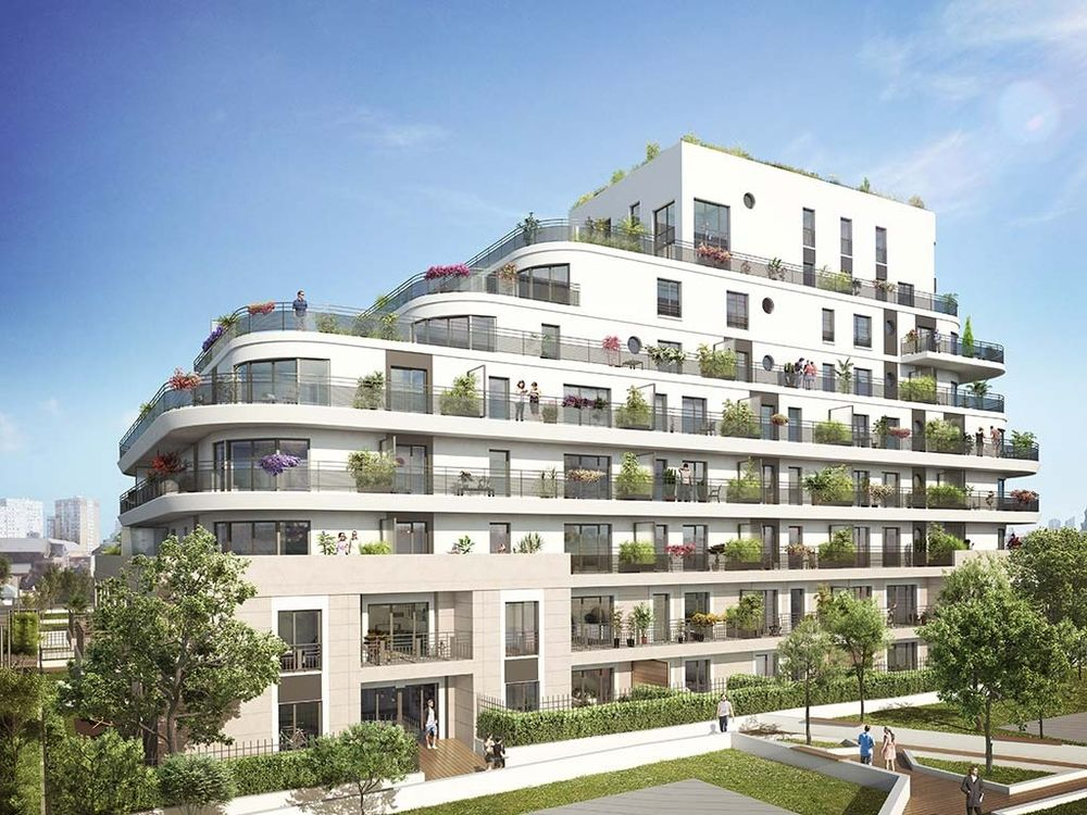Appartements neufs  Loi  Colombes (92700)