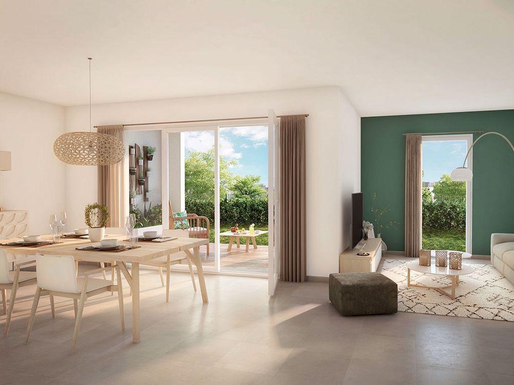Vente -   Appartement - 2 pièce(s) - 39 m² Appartement 2 pièces   Marseille (13)