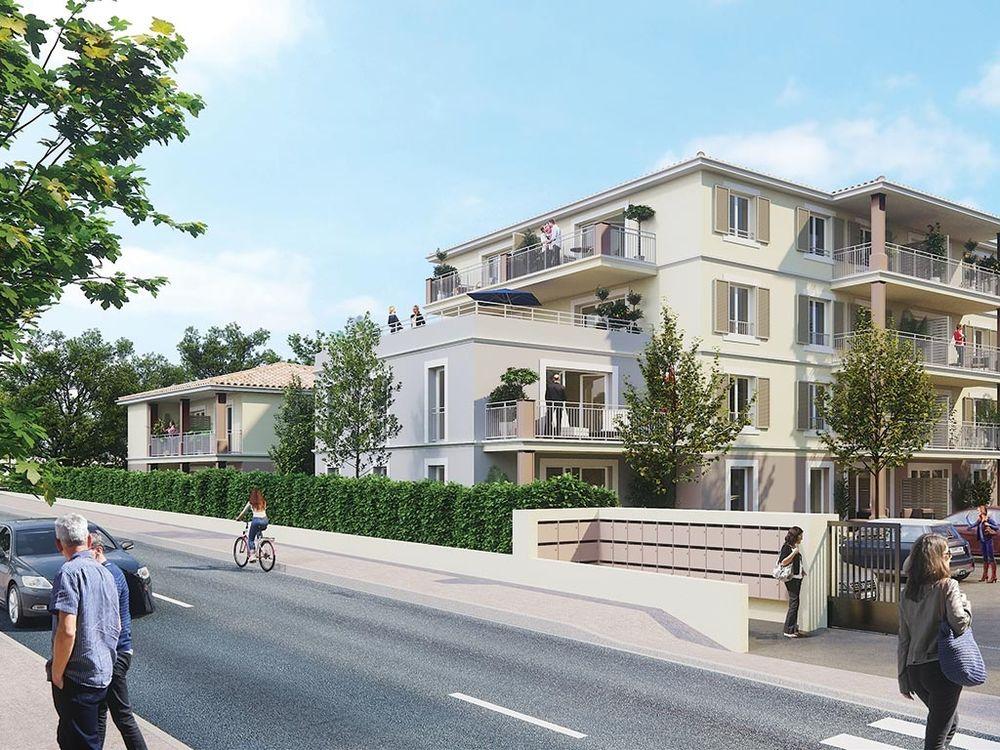 Vente -   Appartement - 2 pièce(s) - 43 m² Appartement 2 pièces   Les Arcs (83)
