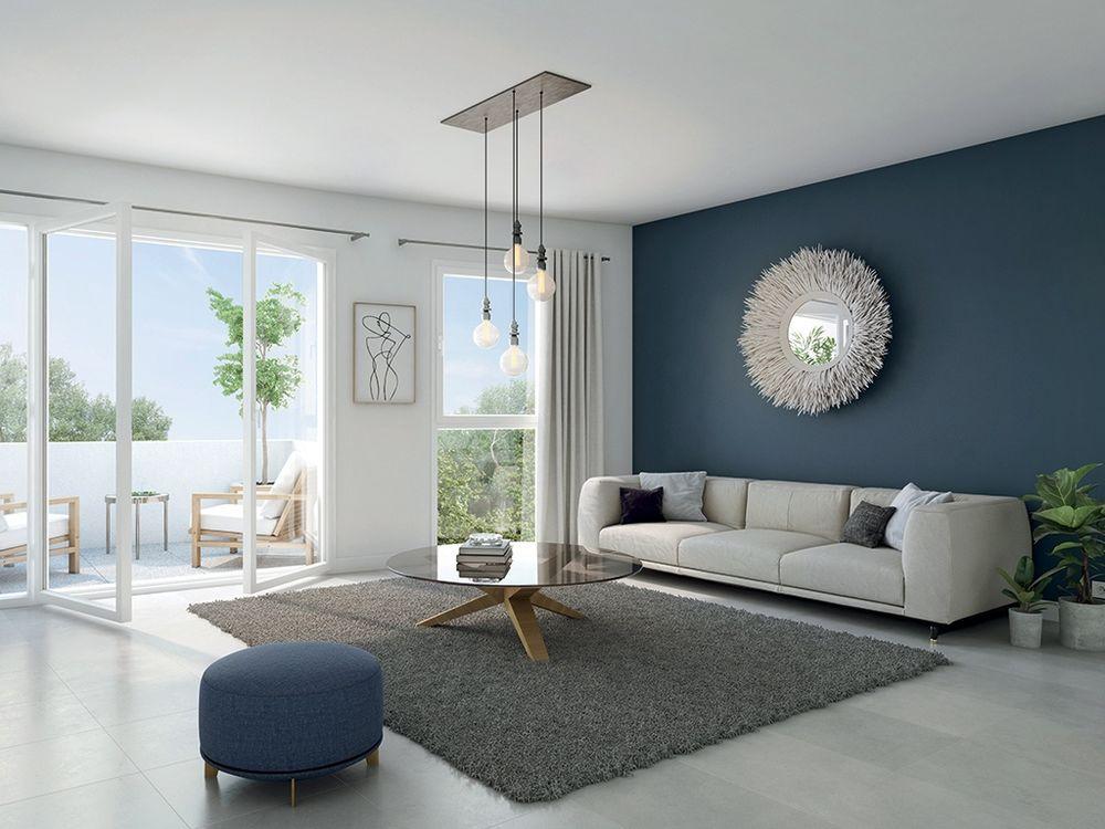 Vente -   Appartement - 2 pièce(s) - 39 m² Appartement 2 pièces   Martigues (13)