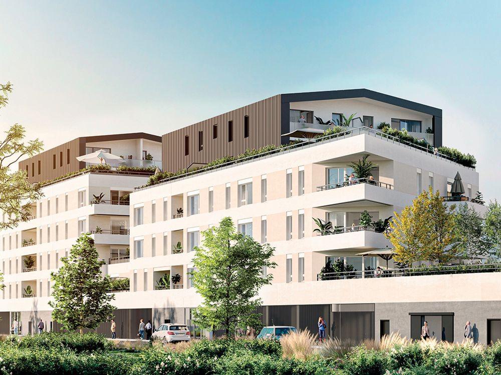 Vente -   Appartement - 2 pièce(s) - 39 m² Appartement 2 pièces   Lormont (33)